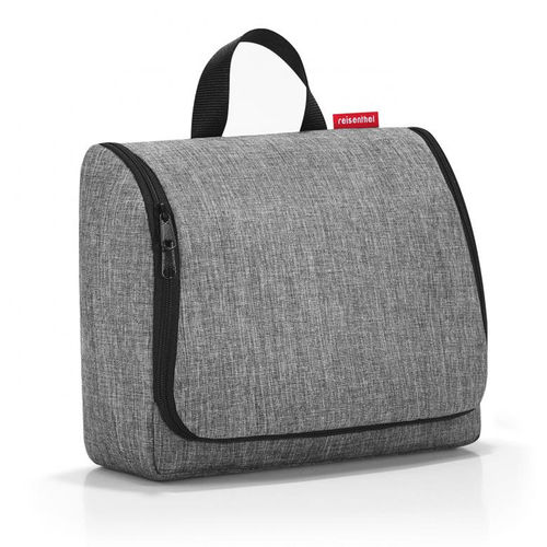 reisenthel - toiletbag XL - twist silver