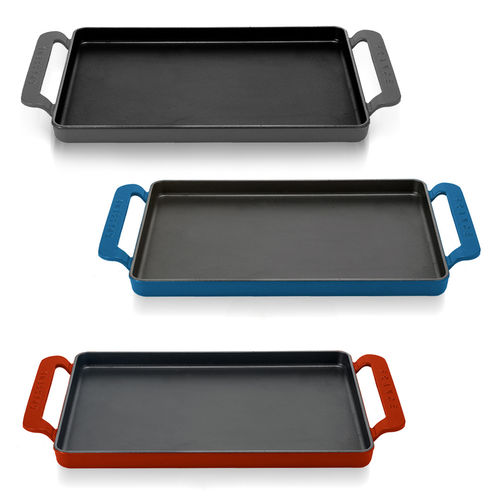 Chasseur - Rectangular grill smooth