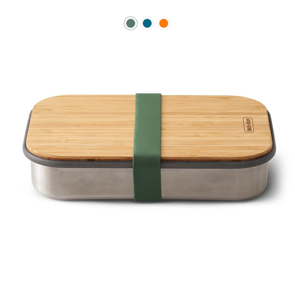 black+blum - stainless steel sandwich box