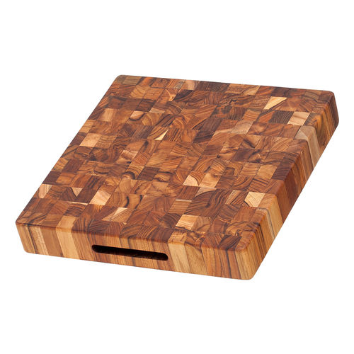 TeakHaus - End Grain Butcher Blocks - Teak cutting board