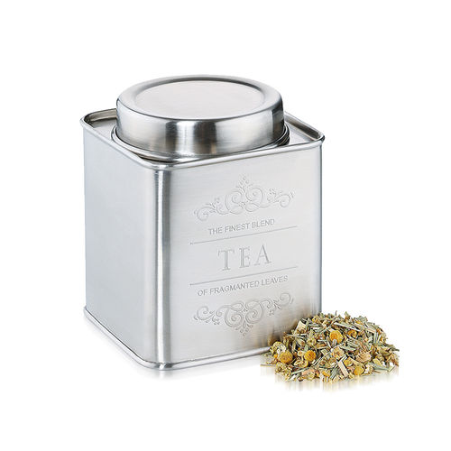 "Zassenhaus - Storage Tin ""Tea"""