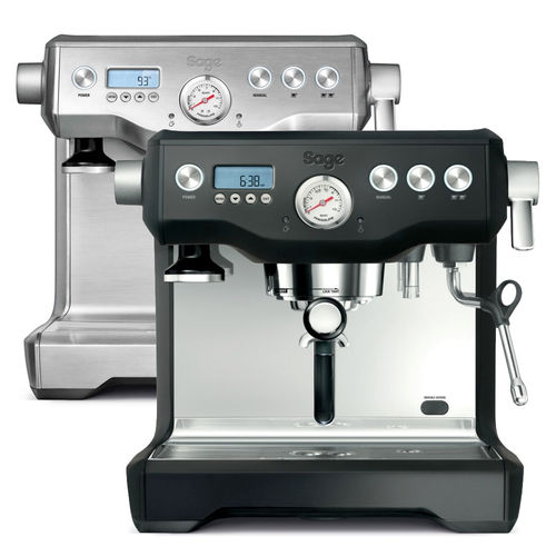 SAGE - The Dual Boiler Espresso Machine