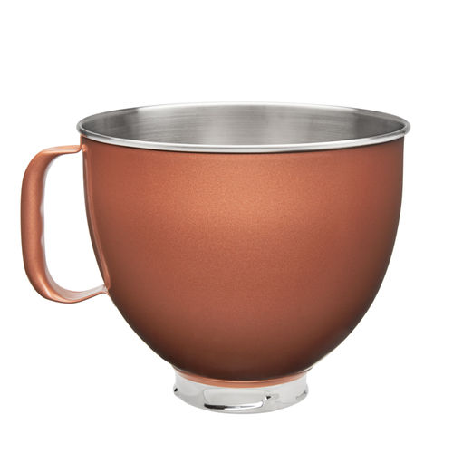 KitchenAid - 4,83 L Bowl - copper