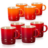 Le Creuset - Mug 350 ml - Set of 4