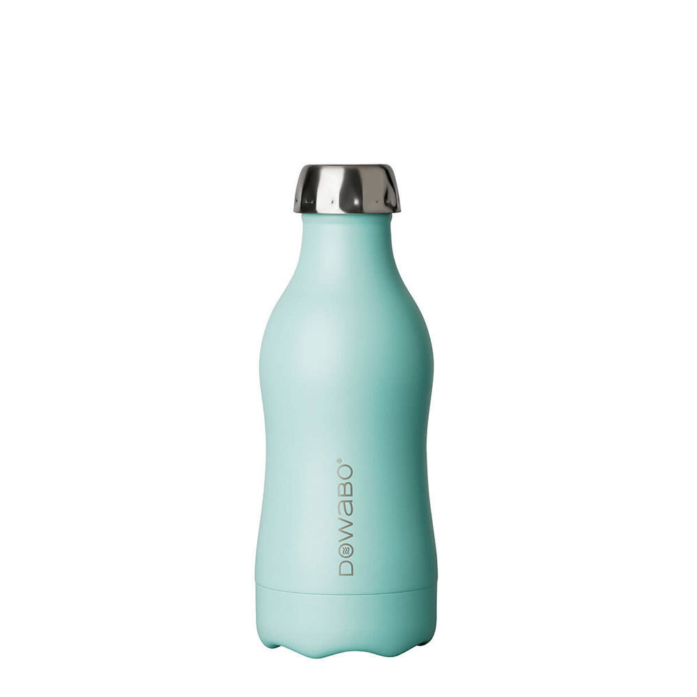 Dowabo - Double Wall Insuladet Bottle - Swimming Pool 350 ml