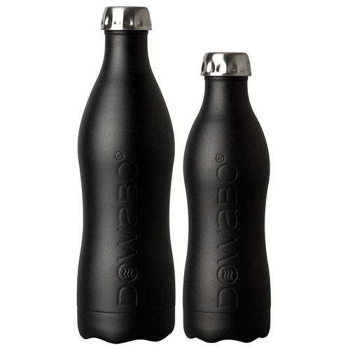 Dowabo - Stainless steel bottle - Cocktail Collection Black Sun