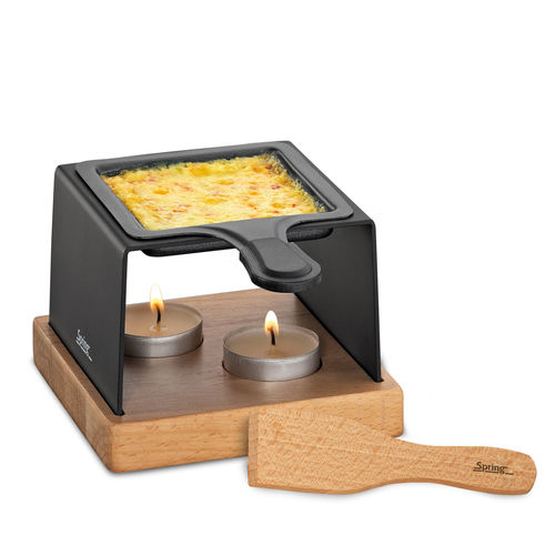 Spring - cheese raclette GOURMET small