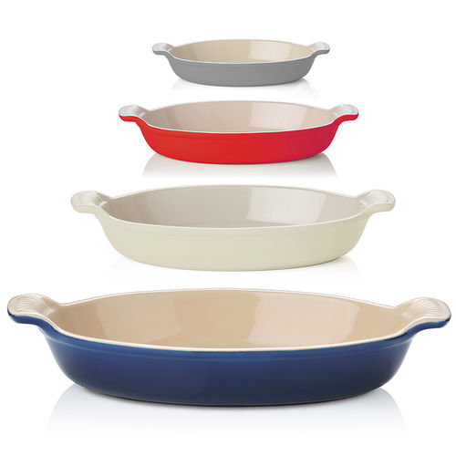 Le Creuset - Auflaufform Tradition oval