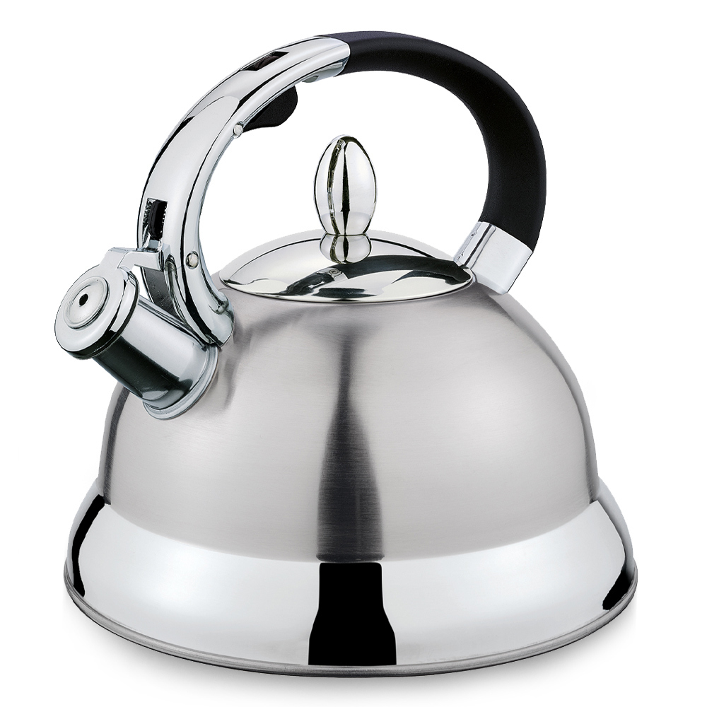 "cilio - Kettle ""Conte"" stainless steel"
