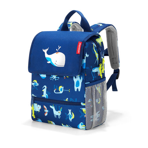 reisenthel - backpack - kids - abc friends blue