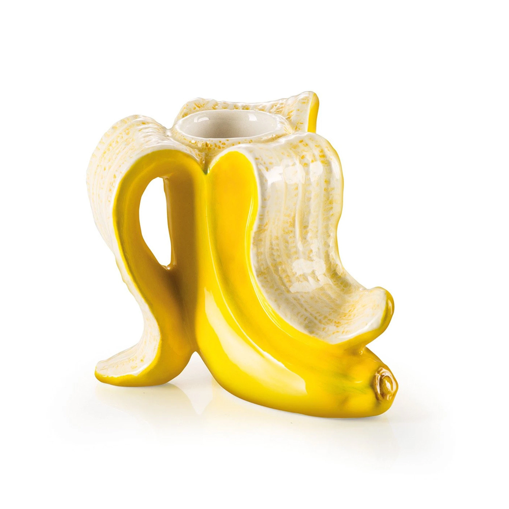 Donkey - Candle holder Banana Romance