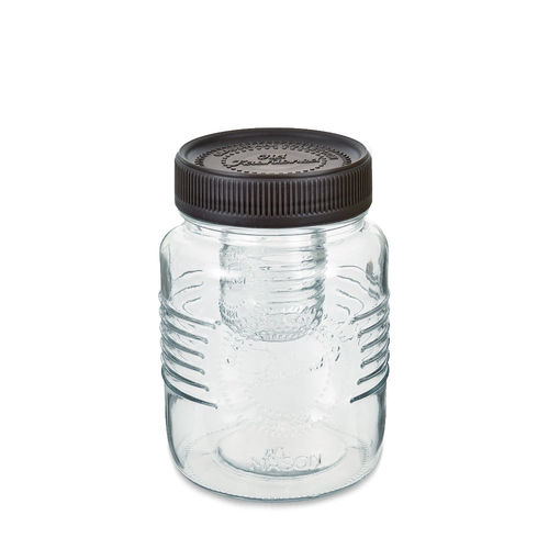 "Zassenhaus - Food To Go Glas ""Old Fashion"" 800 ml"
