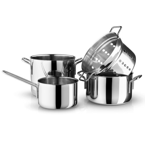 Eva Solo - Cookware-Set Stainless Steel - Set of 4