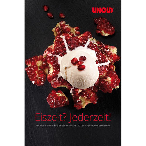 Unold - EISBOOK - 101 Ice Recipes