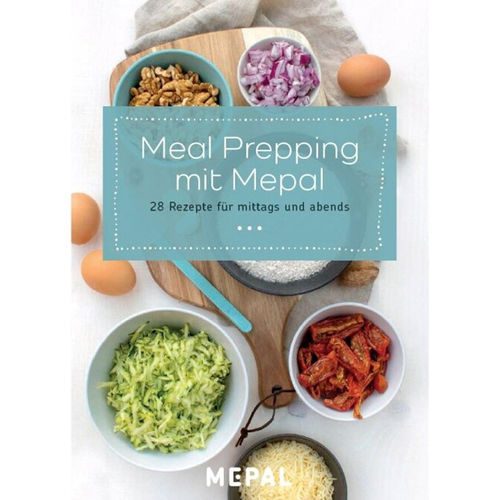 Mepal - Meal Prep Book