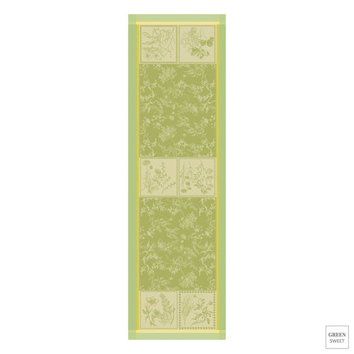 Garnier Thiebaut - Table Runner - Herbora Prairie - GS