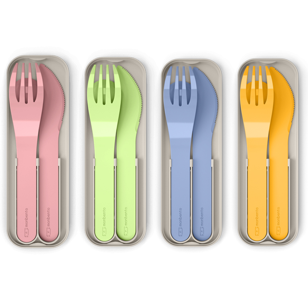 monbento - MB Pocket Color - cutlery set