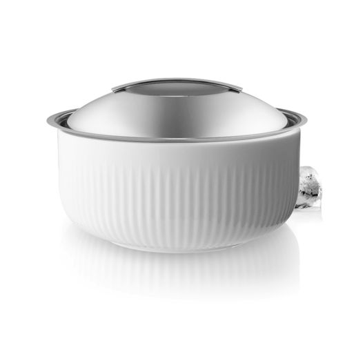 Eva Solo - Thermo bowl + Dome lid Stainless Steel Lid Legio