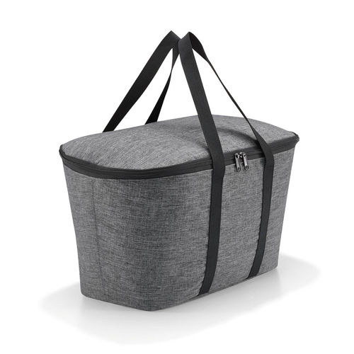 reisenthel - mixed coolerbag - twist silver