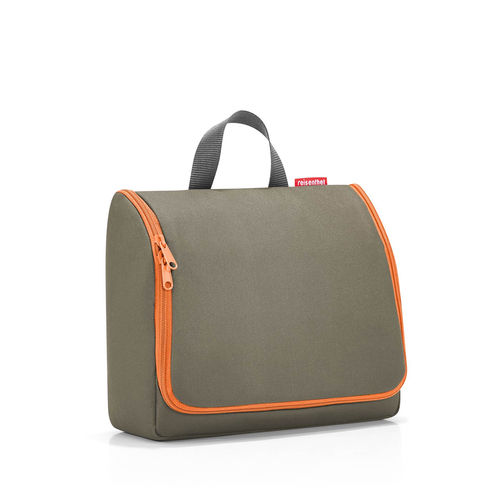 reisenthel - toiletbag XL - olive green