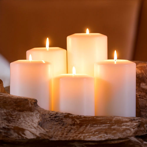 Qult Farluce Classic - Set of 5 Tealight Candle Holder