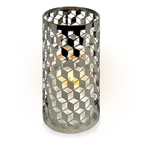 Qult Farluce Kerze - Candle Cover - Diamonds