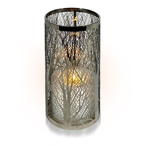 Qult Farluce Kerze - Candle Cover - Forest