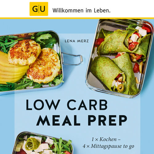 GU - Low Carb Meal Prep