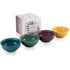 Le Creuset - Set of 4 Mini bowls - Botanique Collection