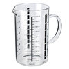 Küchenprofi - glass measuring cup with handle