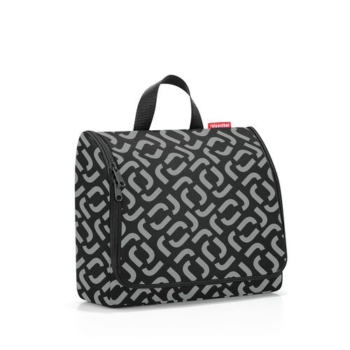 reisenthel - toiletbag XL - signature black
