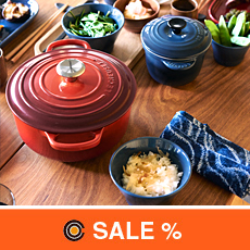 Le Creuset - Angebote - Sale % - Tokyo Style