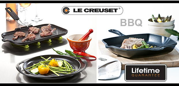 Le Creuset - Grill - BBQ